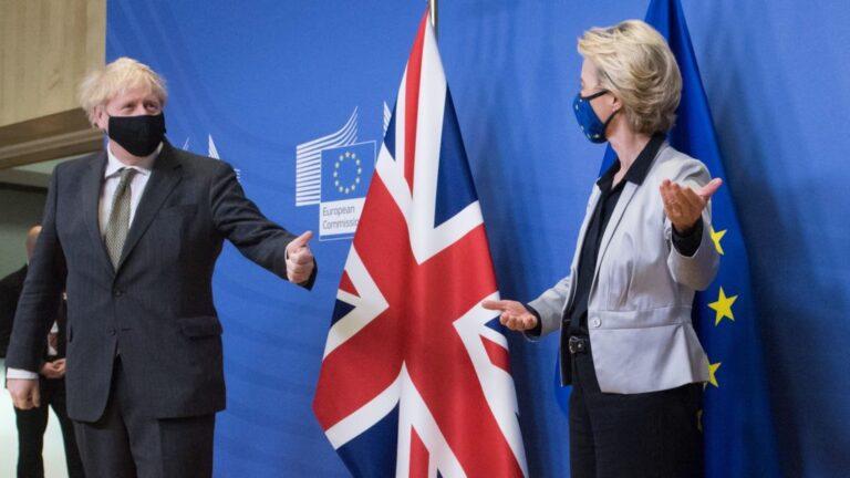 Brexit trade talks