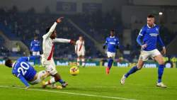 Brighton victims of random penalty decision in loss to Saints