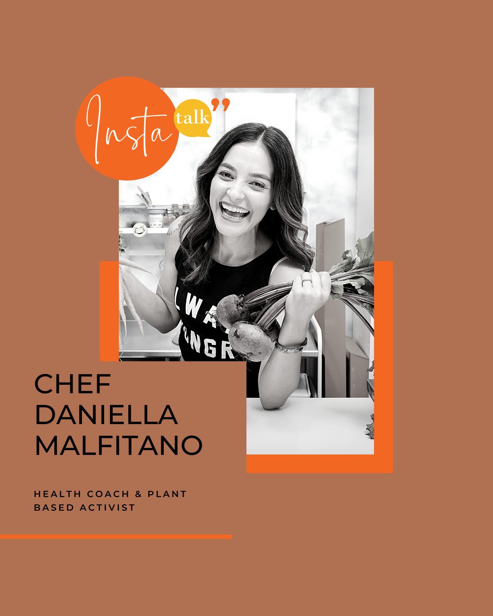 Chef Daniella no-oil baked falafels