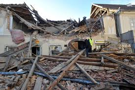 Wednesday's News Briefing VIDEO: Death toll rises in Croatia earthquake - 10m FREE vaccines - Archie speaks!