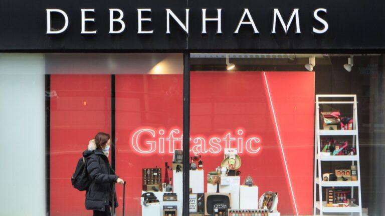 Debenhams faces uncertain future as JD Sports quits rescue talks