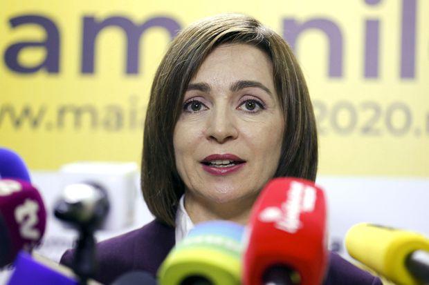 Inspirational female leaders 2020 - Maia Sandu: 'Deadly threat'