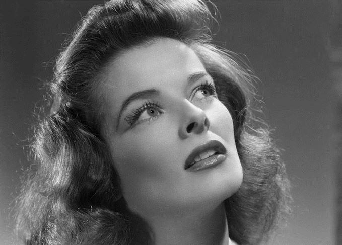 Katherine Kepburn 1940s