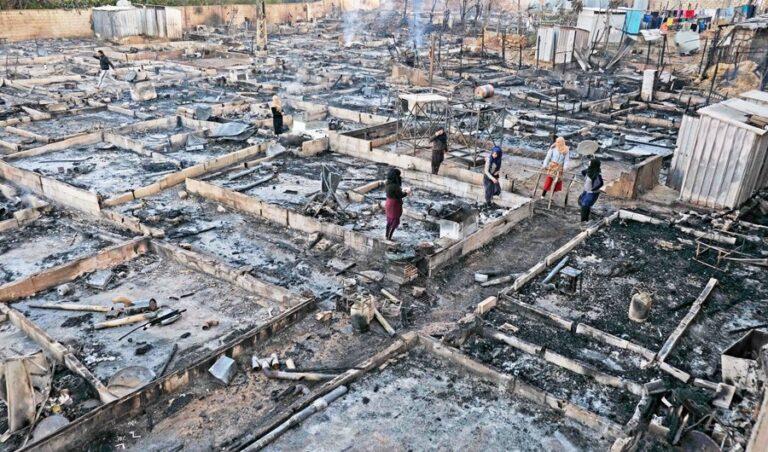 Lebanese blame 'brutal' Syrian regime over refugee attack