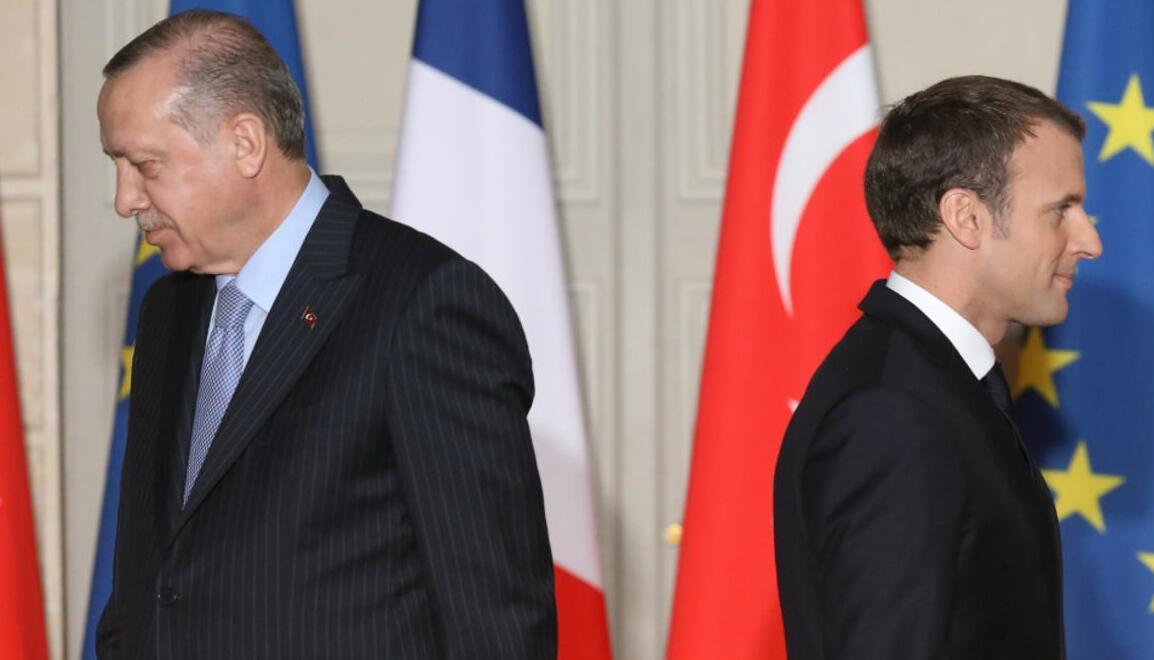 Macron war on Islamic Radicalisation with Radical Mosque Raids