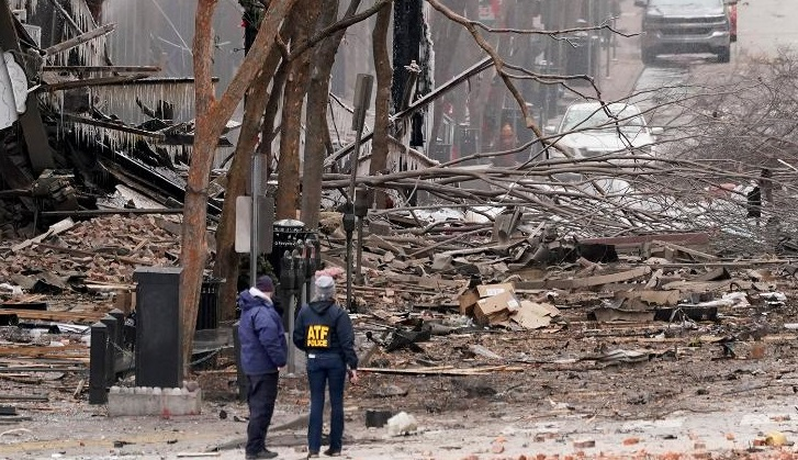 Nashville explosion what we know so far