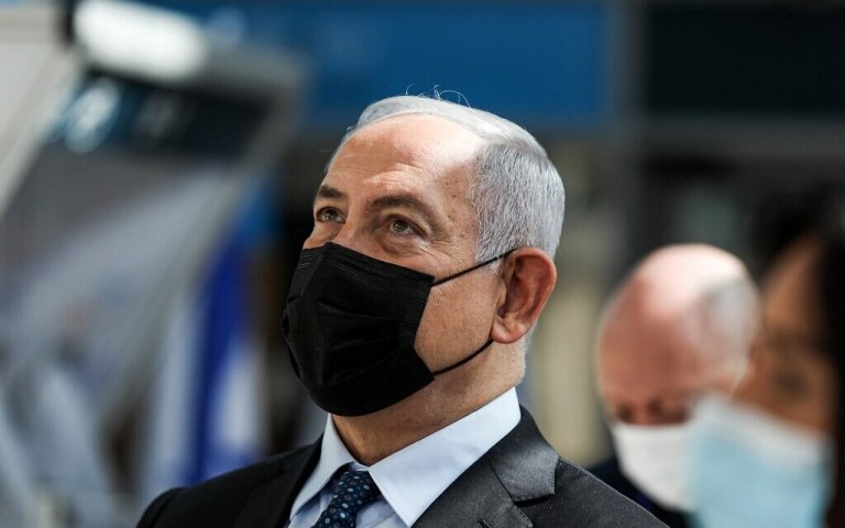 Netanyahu vows to be FIRST to take Pfizer jab & 'encourages' all Israelis to follow suit… if they want a 'green passport'