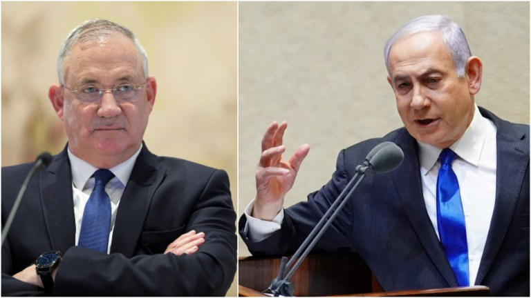 Netanyahu's rival says Israeli PM 'only working to save himself from trial' as country might hold FOURTH election in 2 years