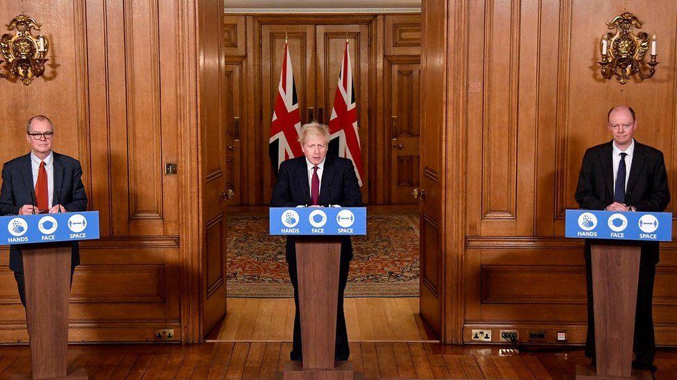 PM announces tier 4 restrictions
