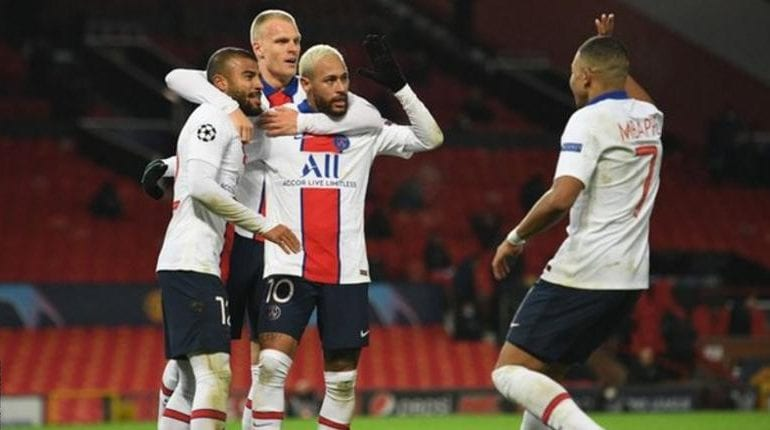 Fred redcard as Man United lose to PSG - Will United quality?