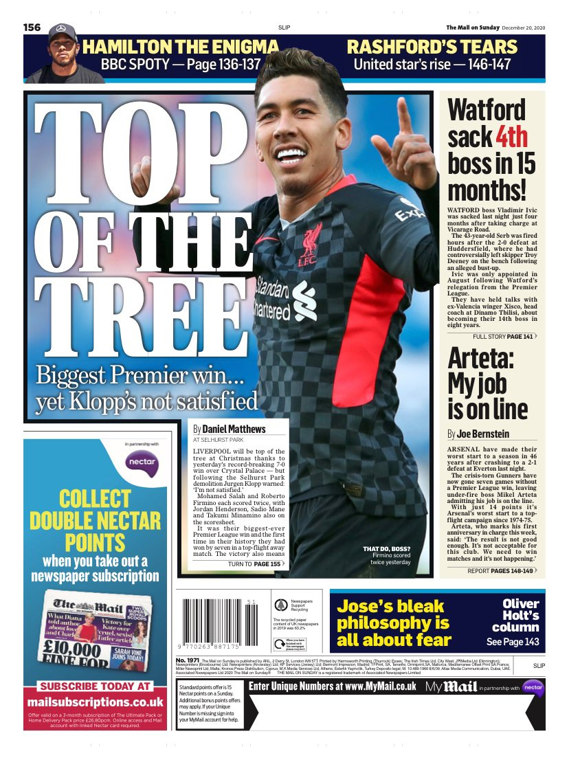 The Sunday Mail backpage - WTX News Breaking News, fashion & Culture from around the World - Daily News Briefings -Finance, Business, Politics & Sports