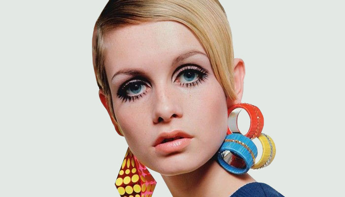 Twiggy 1960s
