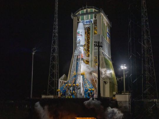 UAE launches satellite to celebrate National Day