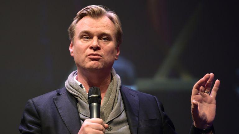 Christopher Nolan hits out at Warner Bros