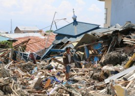 Daily News Briefing: Benefit CUTS, millions in POVERTY - Death toll rises in Indonesia quake - 'Relentless' Covid-19 surge