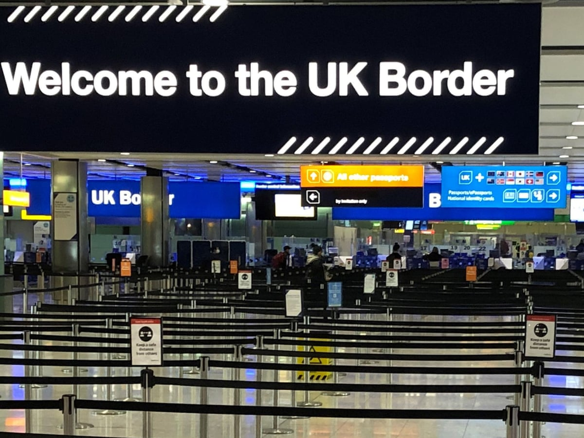 Daily News Briefing: UK arrivals need NEGATIVE test - BREXIT stops UK's 3rd vaccine - US 'internal collapse' says China