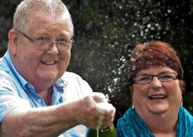 What are the UK's biggest Euromillions winners up to now? As record £176m is up for grabs tonight