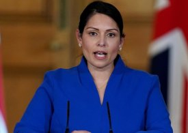 BREAKING NEWS: Priti Patel attacks BLM protests as 'dreadful' and criticises 'taking the knee'