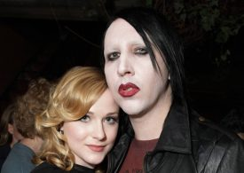 Evan Rachel Wood Accuses Ex-Fiancee Marilyn Manson Of Grooming & Abuse - 4 Other Women Come Forward
