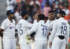 India vs England, Test 3 Day 2: India wins by 10 wickets after England collapse