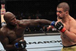 UFC Fight Night: Gane vs Rozenstruik