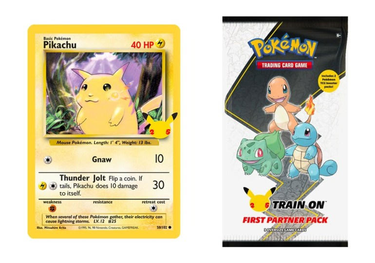New Pokemon cards at McDonald's - Rare cards trade for big money
