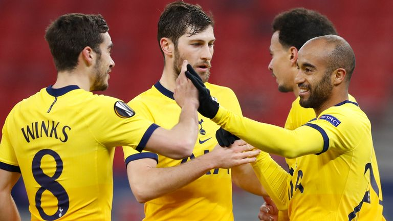 Europa League Round of 32 first leg match reports: A mostly positive night for British teams