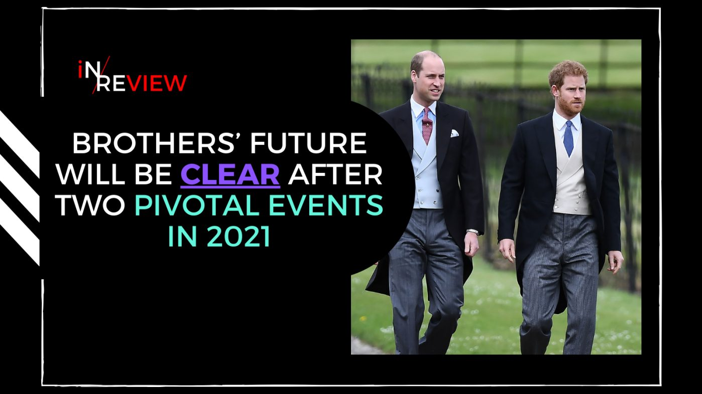 Can William and Harry repair their relationship?