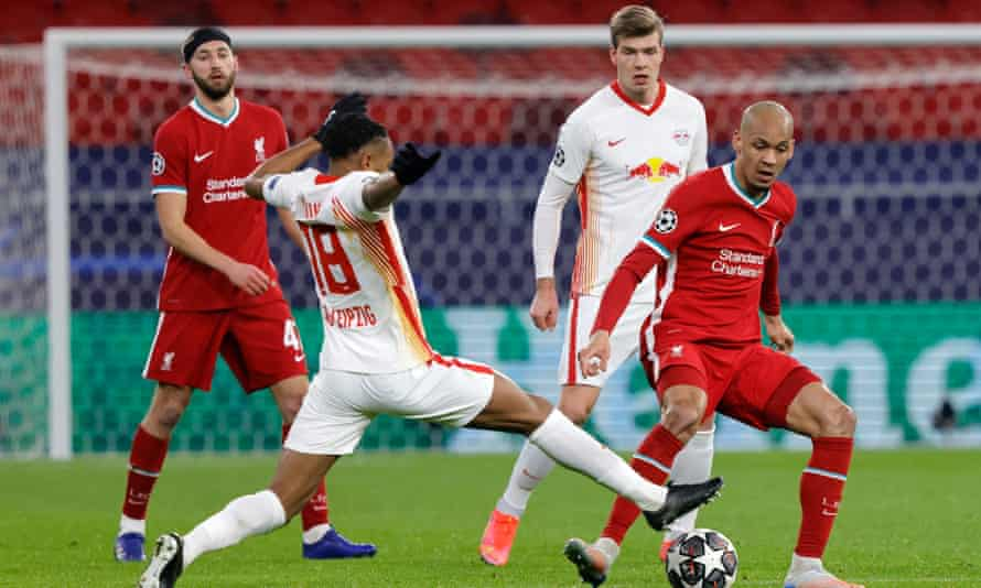'One of the best in the world' - Fabinho helps Liverpool into quarter-finals