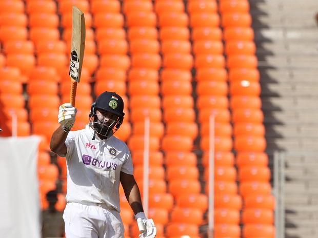 Rishabh superb century puts India in control on Day 2 - India vs England