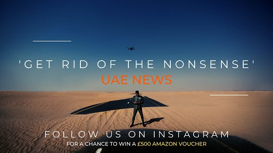 UAE News Follow us for all the latest news from the UAE