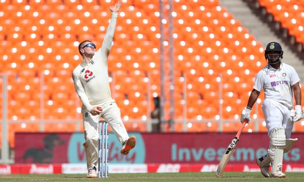 Dom Bess had a day to forget on day 2 of the 4th test between India and England