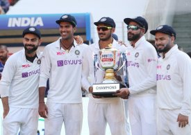 Ashwin and Patel destroy England on Day 3; claim place in WTC final – India vs England