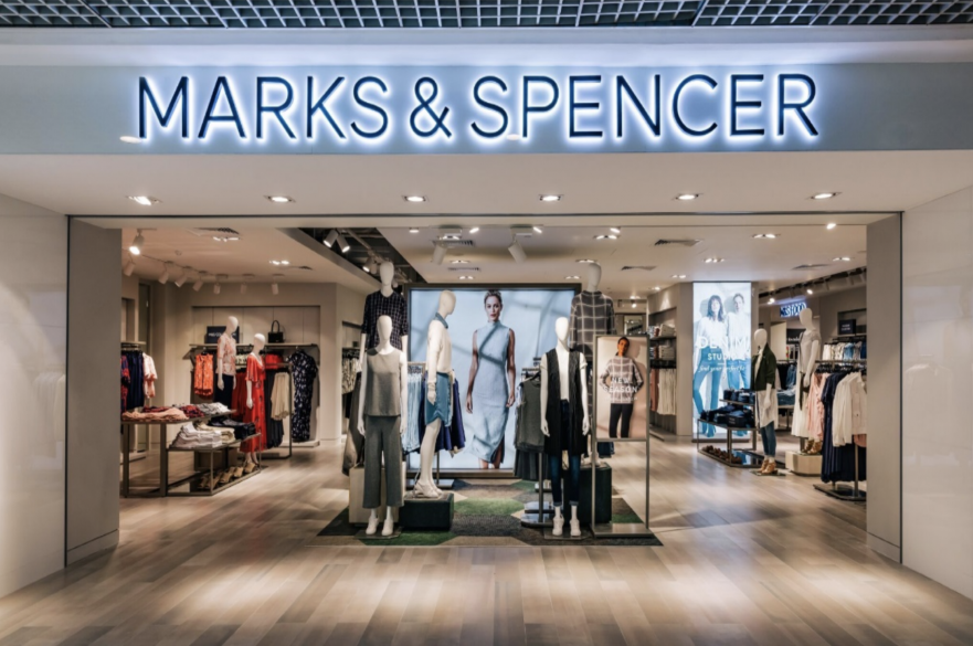 M&S to sell clothes from rival brands to boost online sales