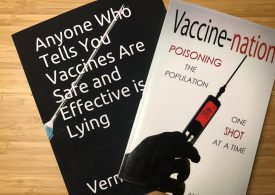 COVID-19: Amazon & Waterstones face calls to add warnings as anti-vax book sales soar