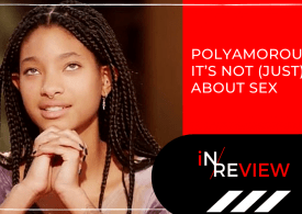 Polyamory. It's not (just) about sex