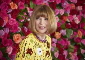 Anna Wintour on the demand for luxury after Covid-19 lockdowns