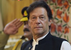 Outrage as Imran Khan blames women for rise in rape cases
