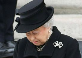 Daily News Briefing: Queen alone at funeral - India Covid-19 record - FB urged to cancel plans for pre-teens