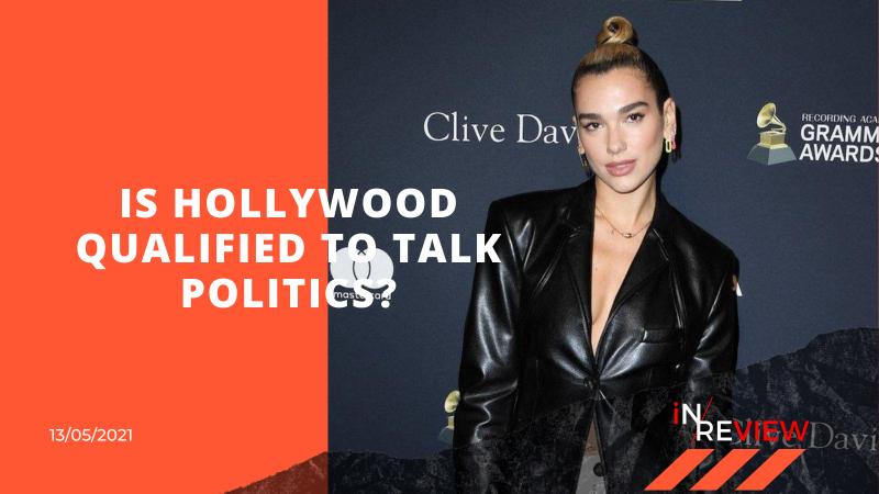 Israel-Gaza: Celebrities Hollywood Gaza