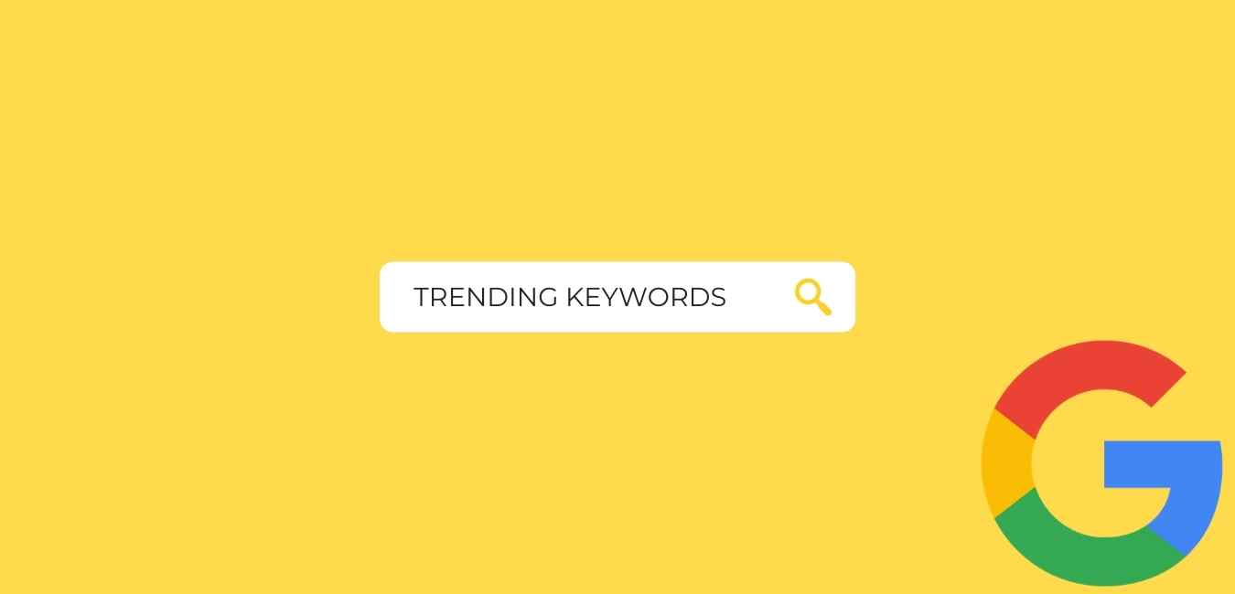 Today's Trending on Google keywords for the UK
