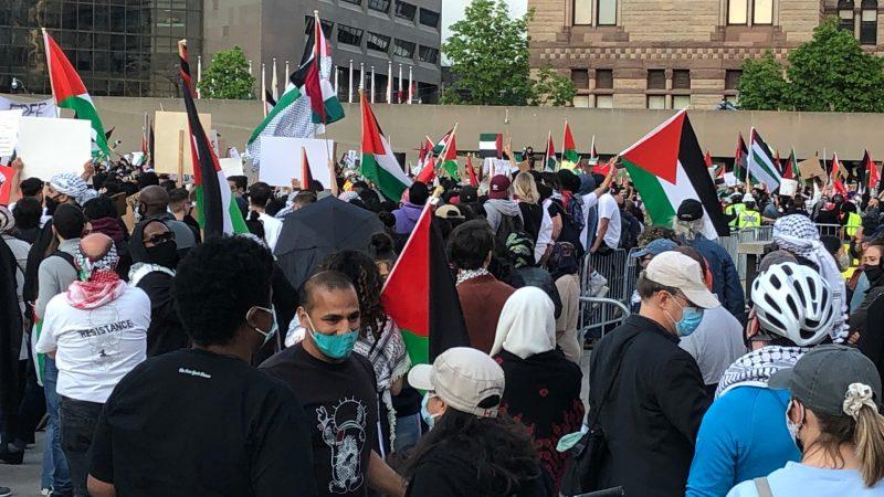 Palestine Gaza Israel Bella Hadid Free Palestine Protests