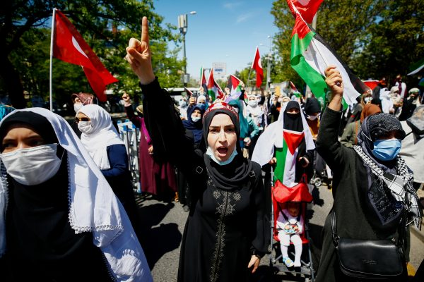Israel-Gaza pictures: The world protests to Free Palestine, amid ongoing 'genocide'