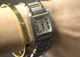 A Cartier watch is a luxury worth investing in