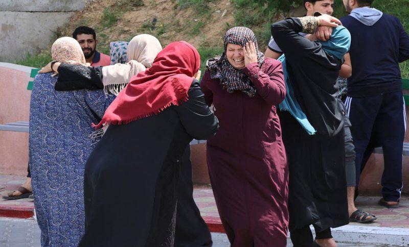 israel gaza palestine violence war