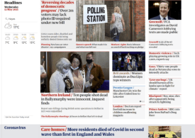 The Guardian - 2M voters may lack photo ID needed to vote