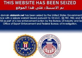 US seizes 33 websites used by Iranian radio and television union