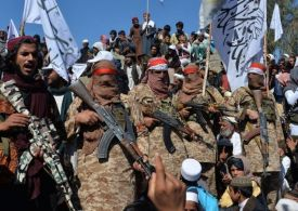 UN Afghanistan Official Warns Over Taliban Gains