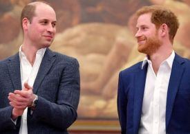 Princes William and Harry to hold private meeting after Diana statue unveiled