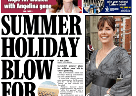 Daily Express - Summer 2021 'left in tatters' for millions